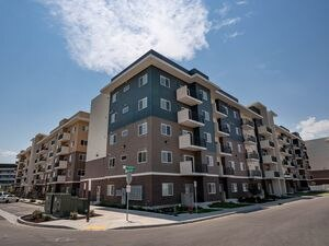(Francisco Kjolseth | Tribune file photo) Lehi Tech, an apartment complex at 1350 E. 200 South in Lehi, pictured on Friday, June 18, 2021. Newly mapped data shows just how widespread Utah's apartment construction boom is these days, adding thousands of new dwellings on the Wasatch Front.