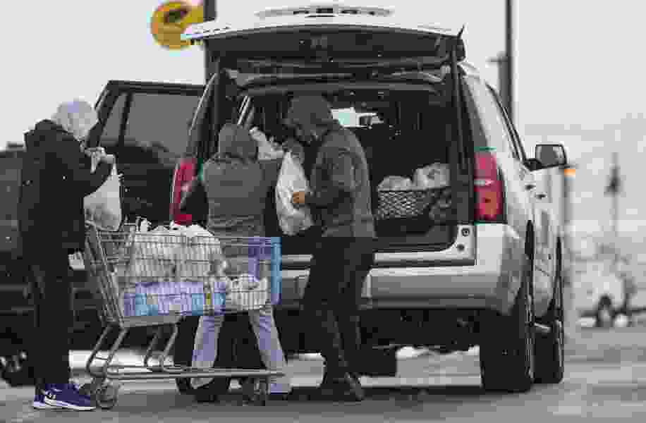 Did you order a grocery pickup? Don't expect that six-pack to be in your bag. In Utah, you have to buy beer inside.