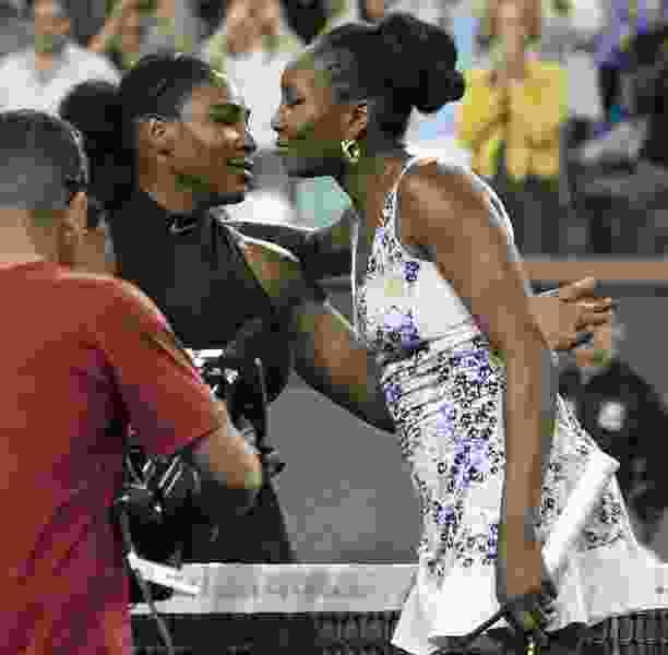 Venus beats Serena 6-3, 6-4 in third round at Indian Wells