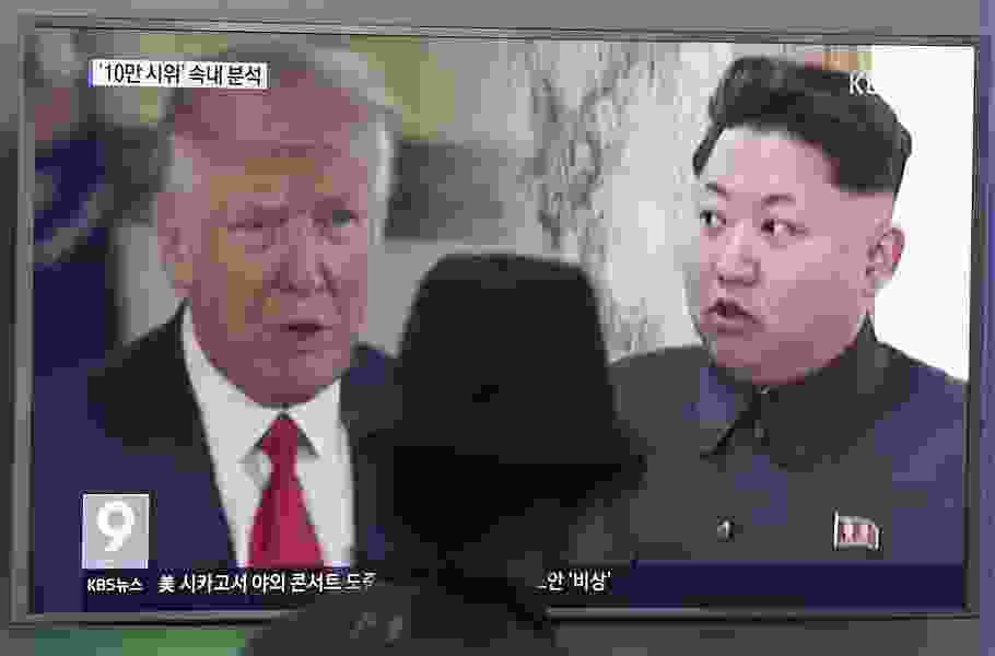 Trump will meet with North Korea's Kim Jong Un about 'permanent denuclearization'