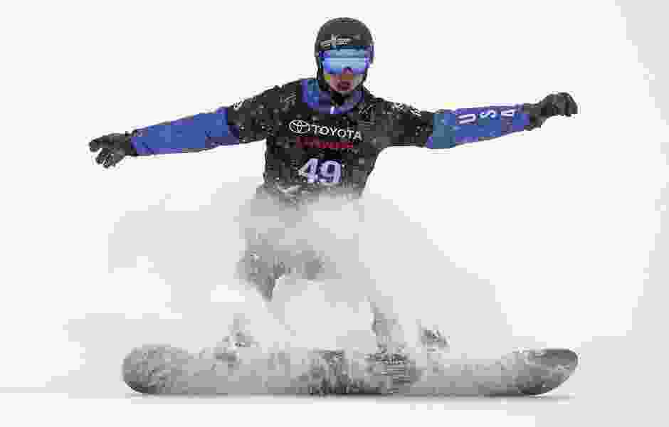 This ain't no pipe dream: Plumber, snowboard racer Jonathan Cheever rolled up his sleeves to get to Pyeongchang