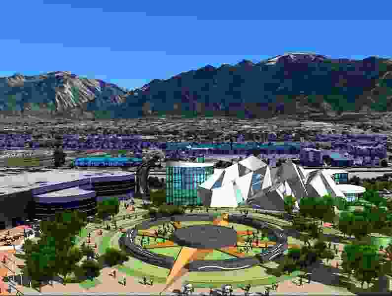 Loveland Living Planet Aquarium in Draper plans to expand