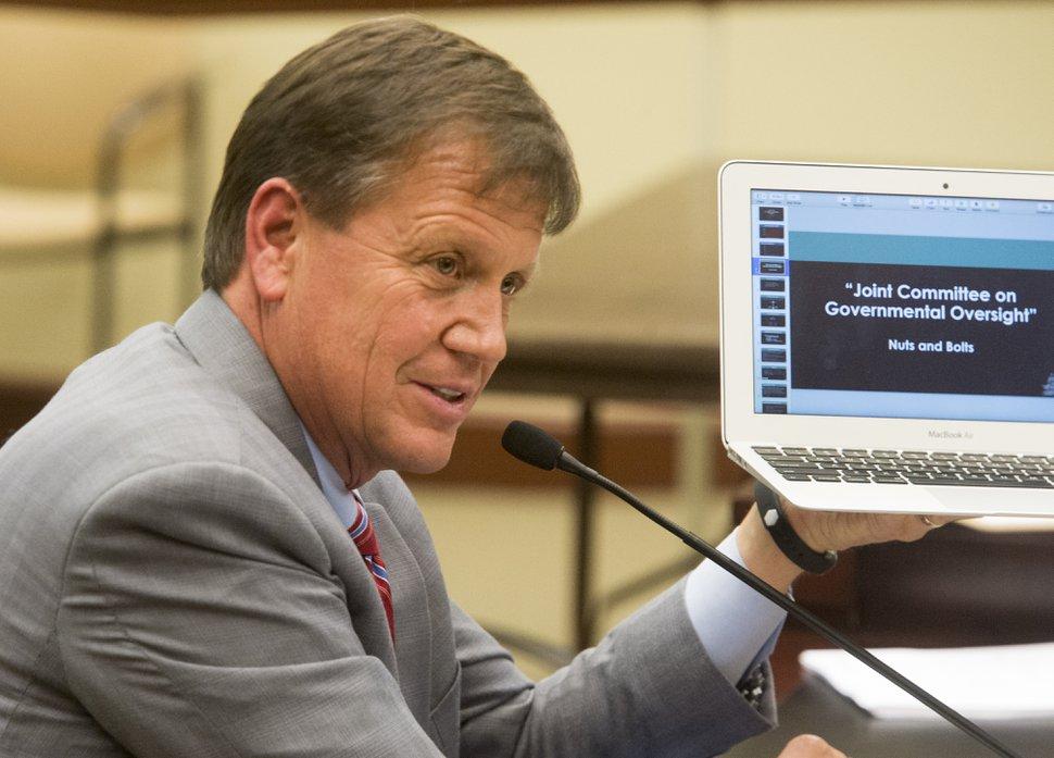 (Rick Egan | Tribune file photo) Rep. Keven Stratton.