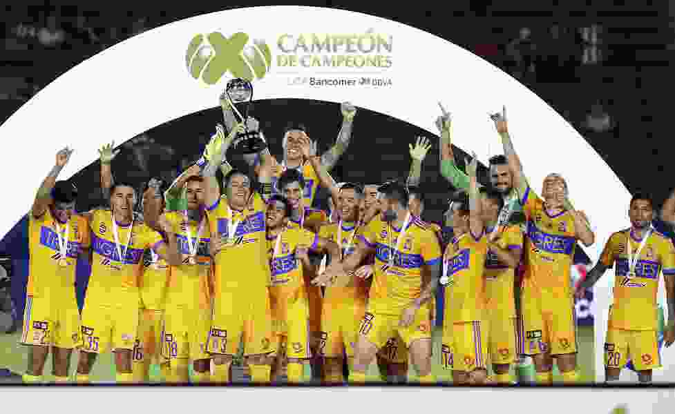 Mexico's Tigres UANL shut out Real Salt Lake 1-0 in Leagues Cup match