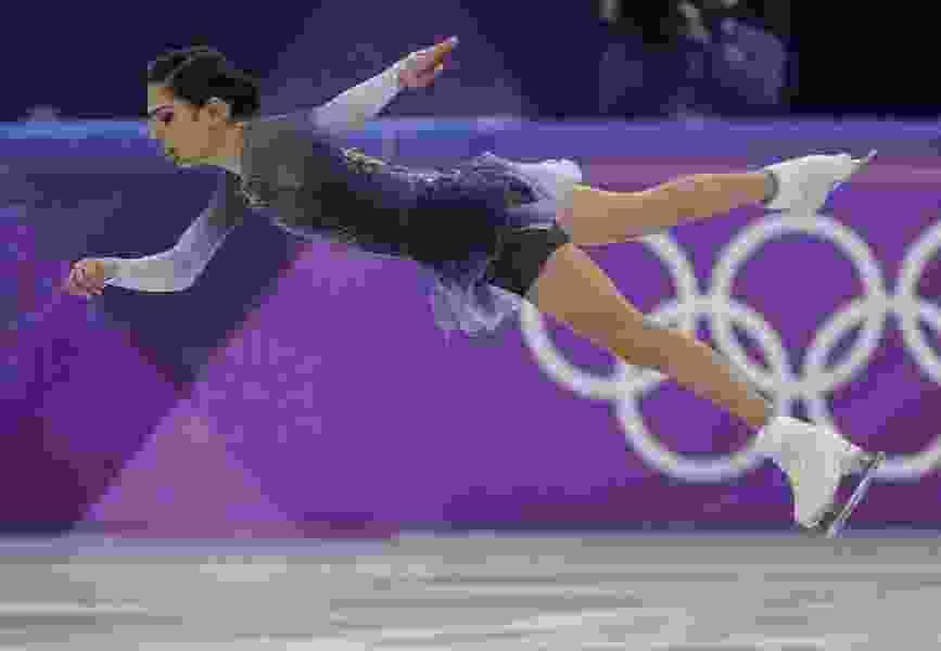 Russians stand 1-2 after women's short program