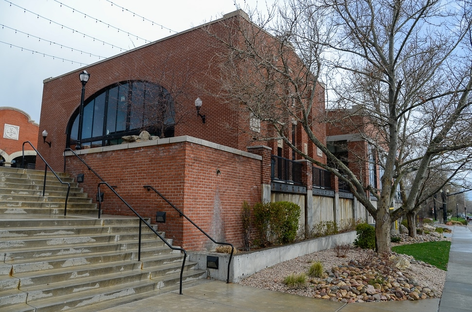 (Francisco Kjolseth | The Salt Lake Tribune) It is highly likely that The Falls Event Center will close this November and Trolley Square is trying to make sure that all of the planned events between now and then take place.