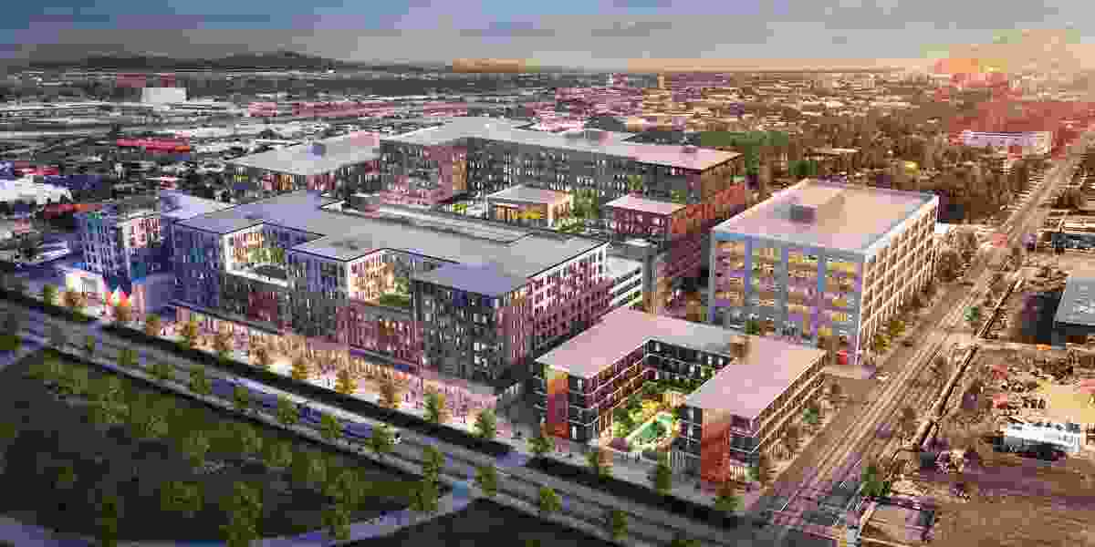South Salt Lake's housing boom driven by its transit lines