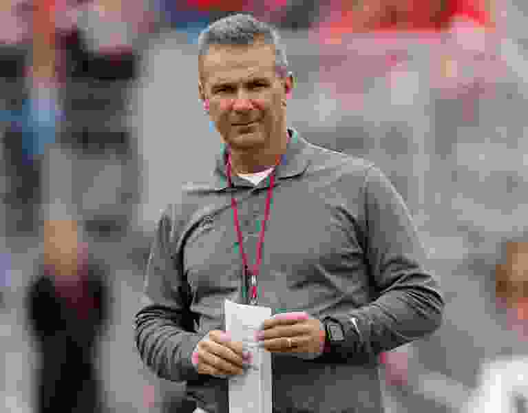 Urban Meyer says he followed protocol for 2015 abuse allegations