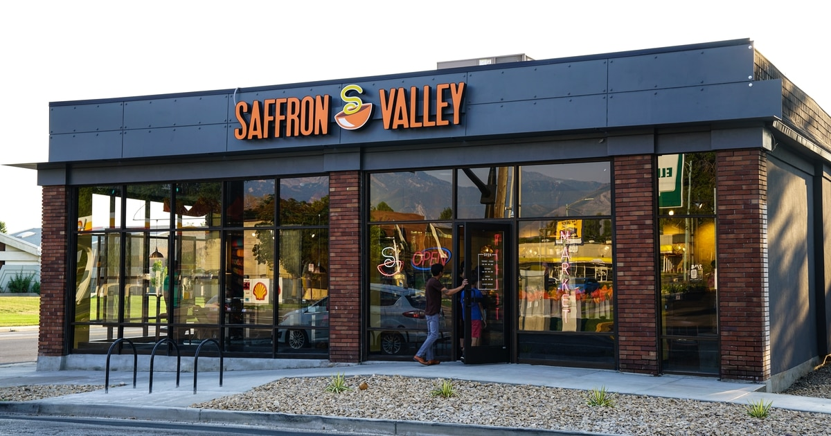 Saffron Valley South Jordan Restaurant