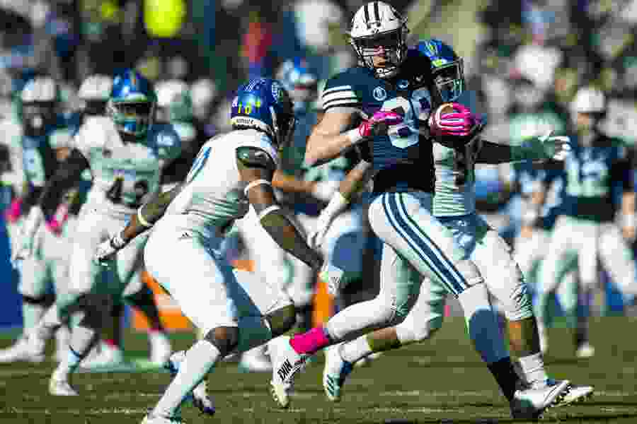 Eye On The Y: Cougars need Matt Bushman to regain 2017 form in wake of Moroni Laulu-Pututau's season-ending injury