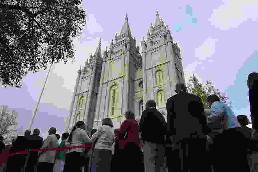 Black Mormons applaud as LDS Church condemns white supremacy as 'morally wrong and sinful'