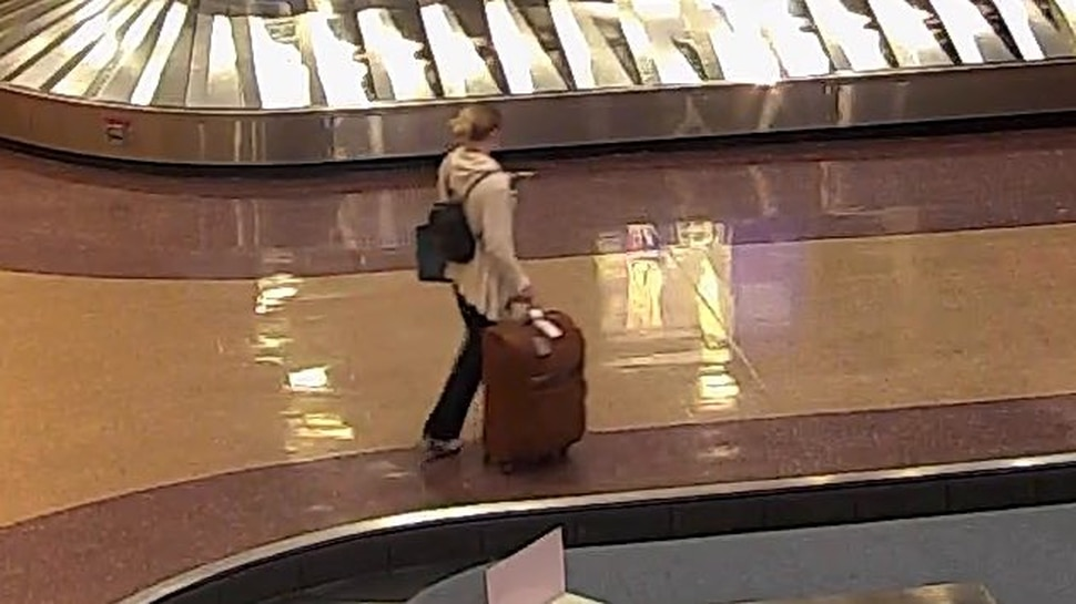 (Photo courtesy of Salt Lake City Police Department) A picture of MacKenzie Lueck at the Salt Lake City International airport on June 17, 2019.