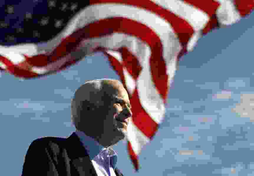 Joseph I. Lieberman: Trump could learn lesson from John McCain