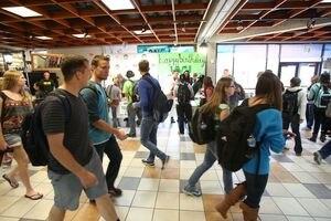 (Francisco Kjolseth  | Tribune file photo)  The Utah Valley University campus in Orem.