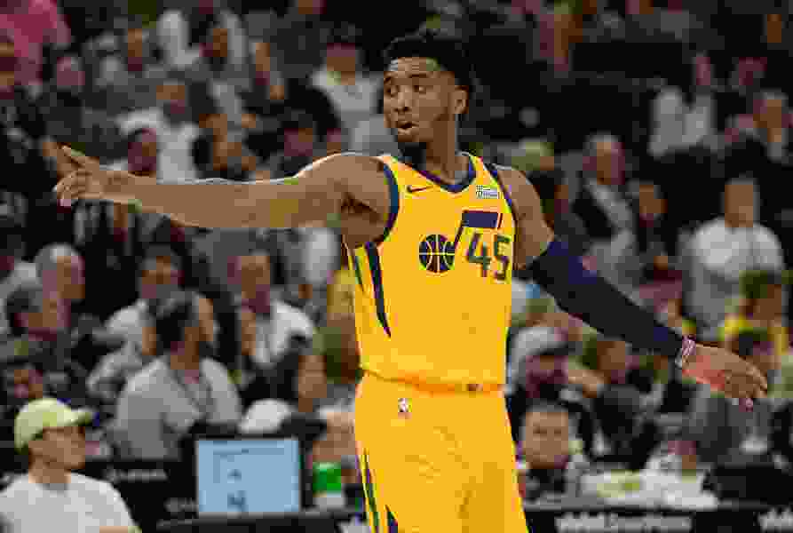 Weekly Run podcast: Donovan Mitchell's third-year jump, Rudy Gobert wants the ball more
