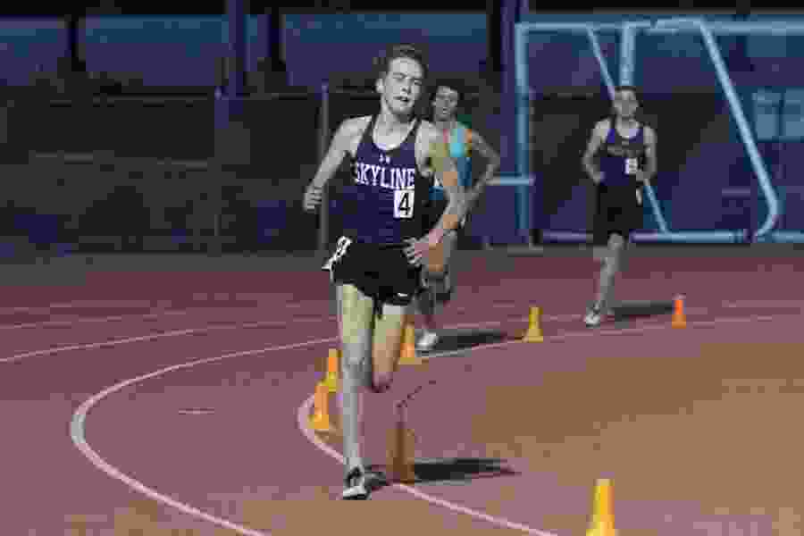 Skyline's Thomas Boyden is Utah's boys Gatorade Track and Field Athlete of the Year