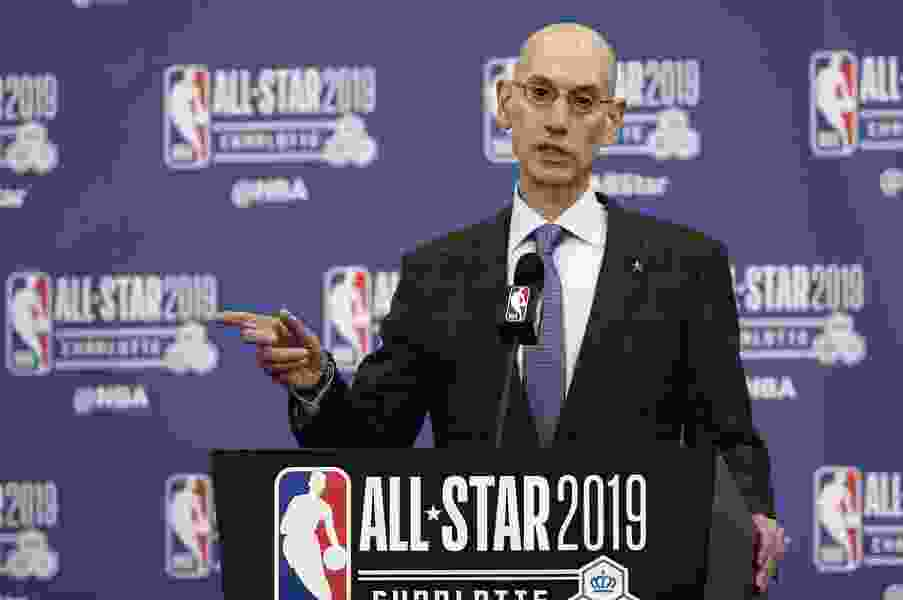 NBA commissioner Adam Silver weighs in on trade demands, and small vs. big market success in NBA