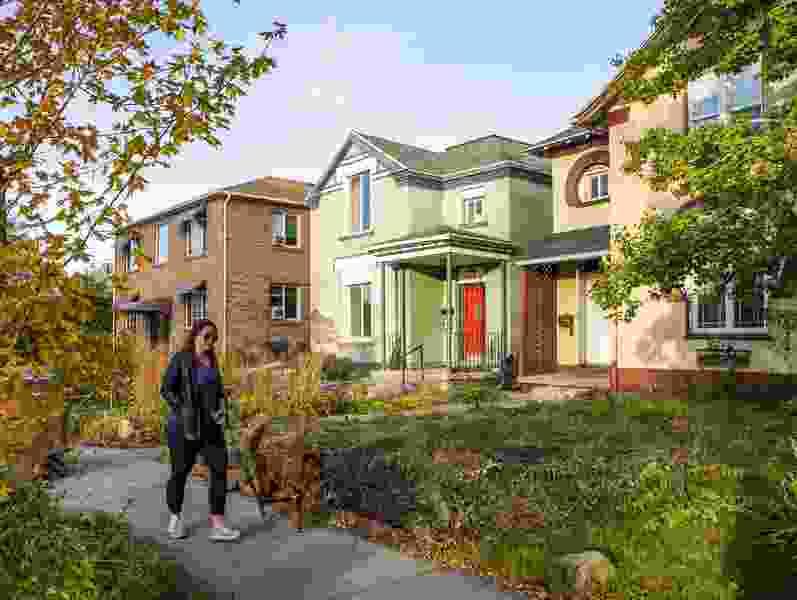 Salt Lake City debating plan to allow tiny homes, row houses around Liberty Park, Trolley Square