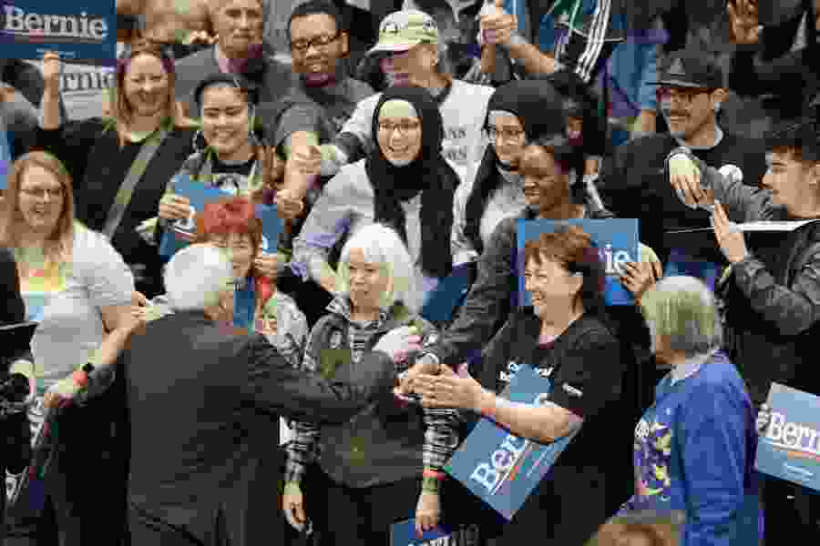 Jamelle Bouie: Bernie Sanders and the Case of the Missing Youth Vote