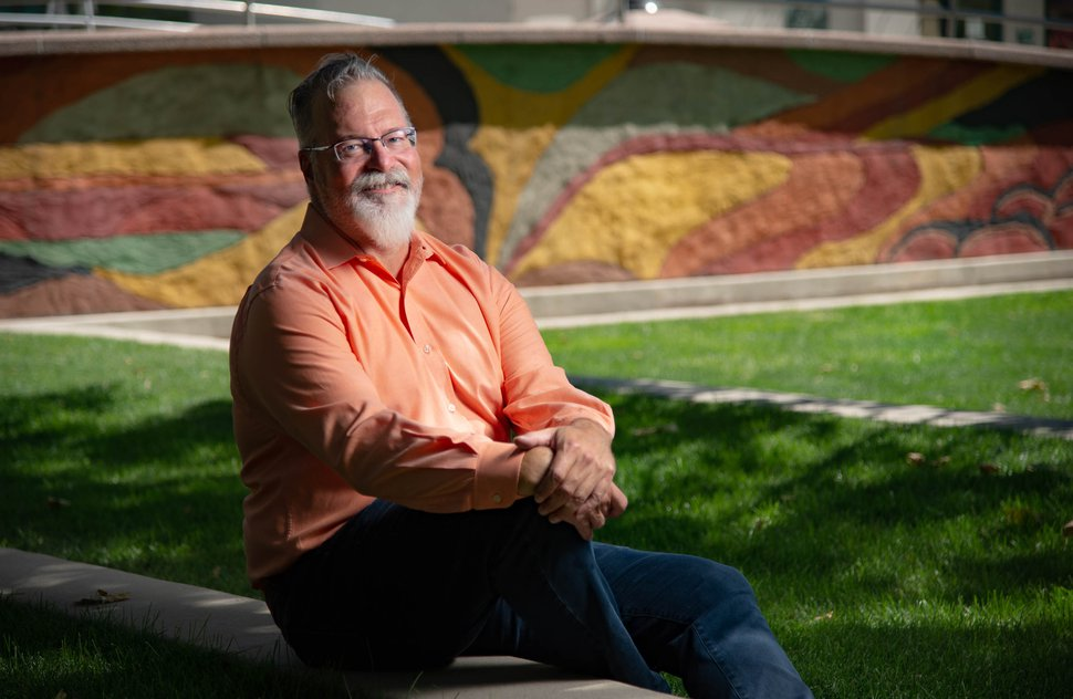 (Francisco Kjolseth | The Salt Lake Tribune) Former Republican state Sen. Steve Urquhart has created a church built around the use of psychedelic mushrooms.