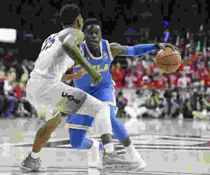 UCLA men's basketball team strengthens its NCAA bid with ...