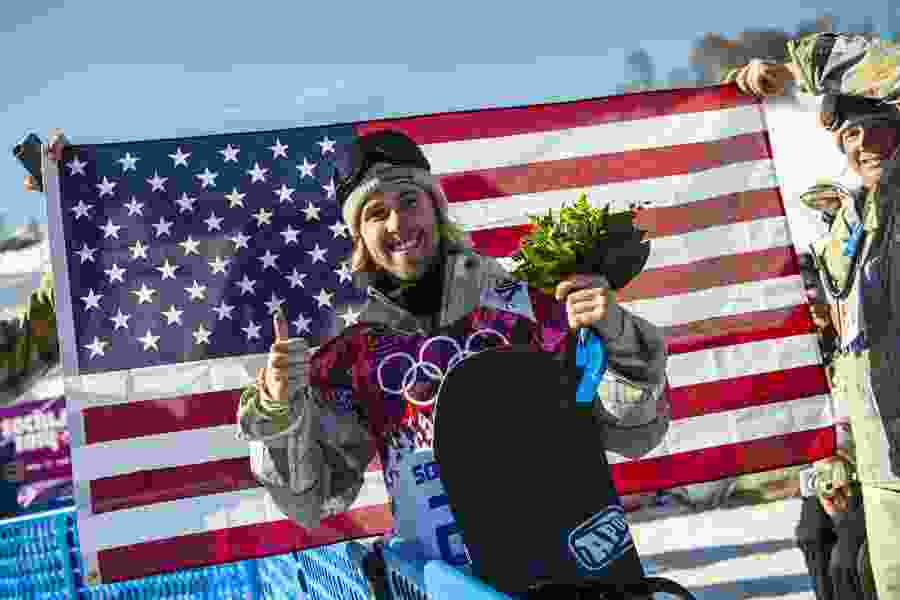 Red Gerard, sole American snowboarder to advance to finals among slopestyle superpowers