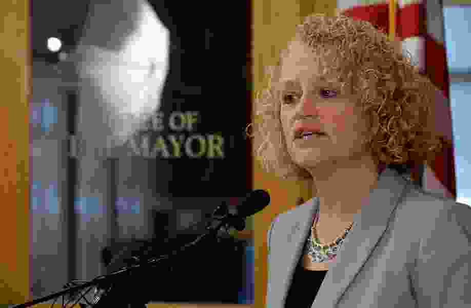 Calling for 'better council members,' Biskupski delivers blistering criticism of Salt Lake City Council over inland port