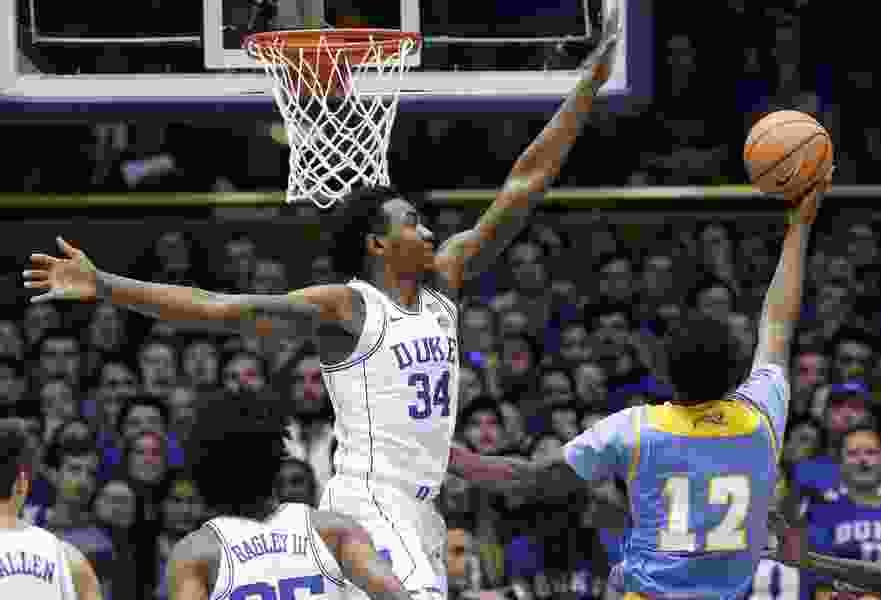 Duke overcomes turnovers, sluggish start to beat Southern