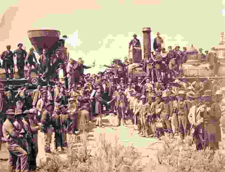 12 ways the Golden Spike changed Utah and America forever