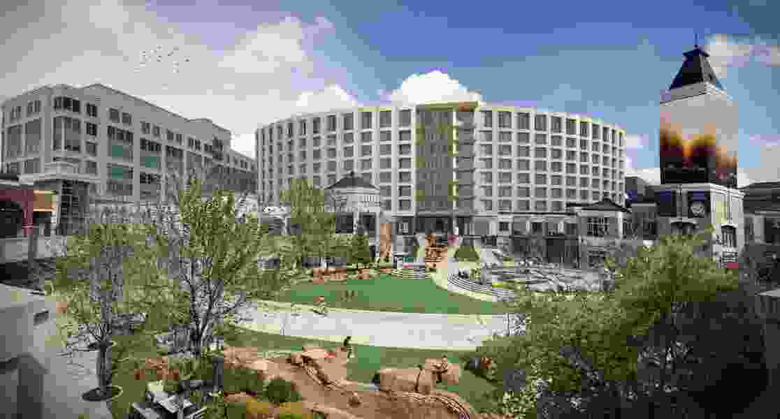 Salt Lake City OKs loaning developer $7 million to help build a new hotel at The Gateway