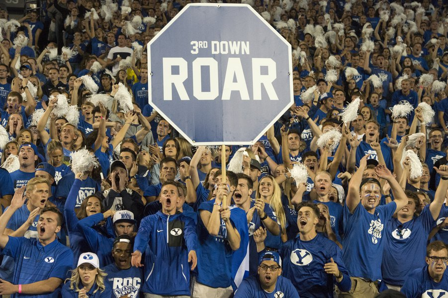 BYU, ESPN closing in on a new deal that will keep Cougar ...