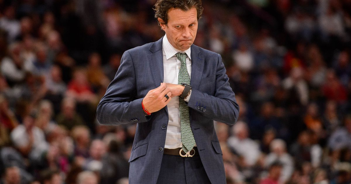 Five stops: The stories behind the coaching odyssey that brought Quin Snyder to the Utah Jazz