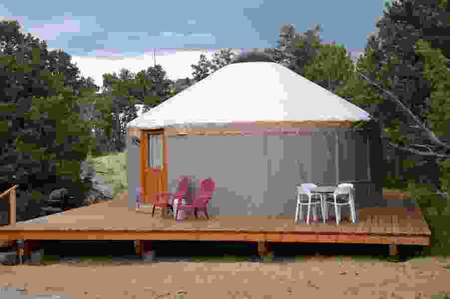 Yurt deregulation bill passes House amid puns, jokes