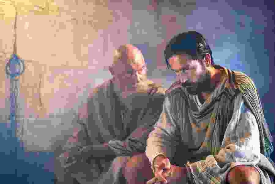 'Paul, Apostle of Christ' portrays the early Christian community at its most fragile