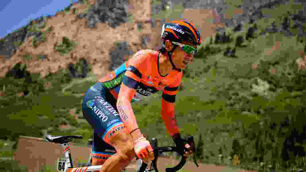 Belgium's Ben Hermans wins Stage 2, takes overall lead in Tour of Utah