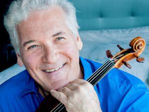 (Cheryl Mazak  |  courtesy Kirschbaum Associates Inc.) Violinist Pinchas Zukerman will perform with and conduct the Utah Symphony, Nov. 19-21, 2020.