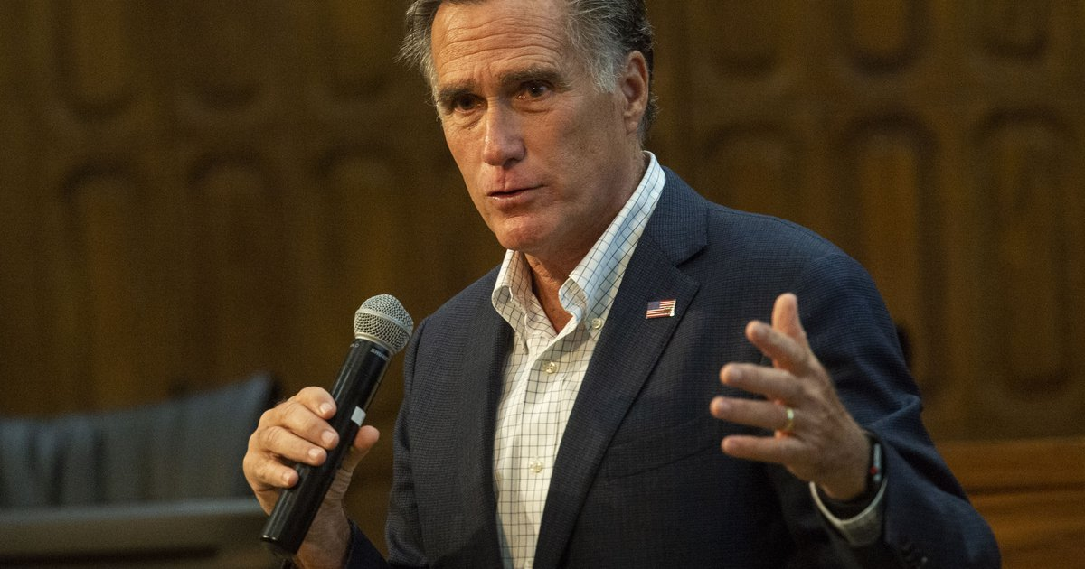 Commentary: Romney deserves a pat on the back for recent climate comments