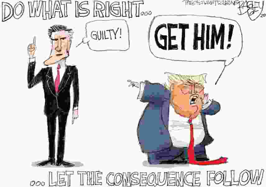 Bagley Cartoon: Do What is Right