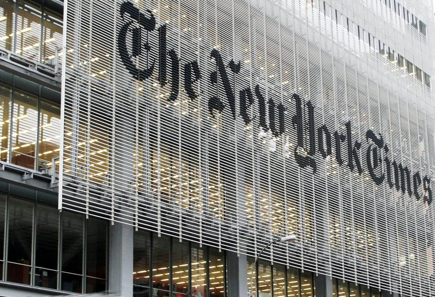 Image result for new york times media bias cartoons