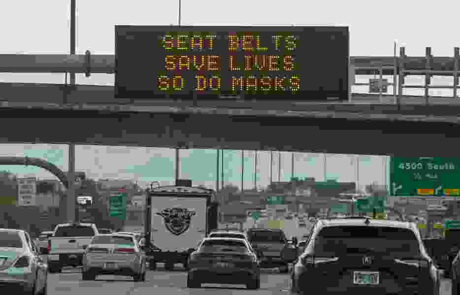 Study: Posting road death totals on digital highway signs may be deadly