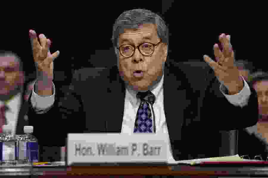 E.J. Dionne: Bill Barr and the art of the smokescreen