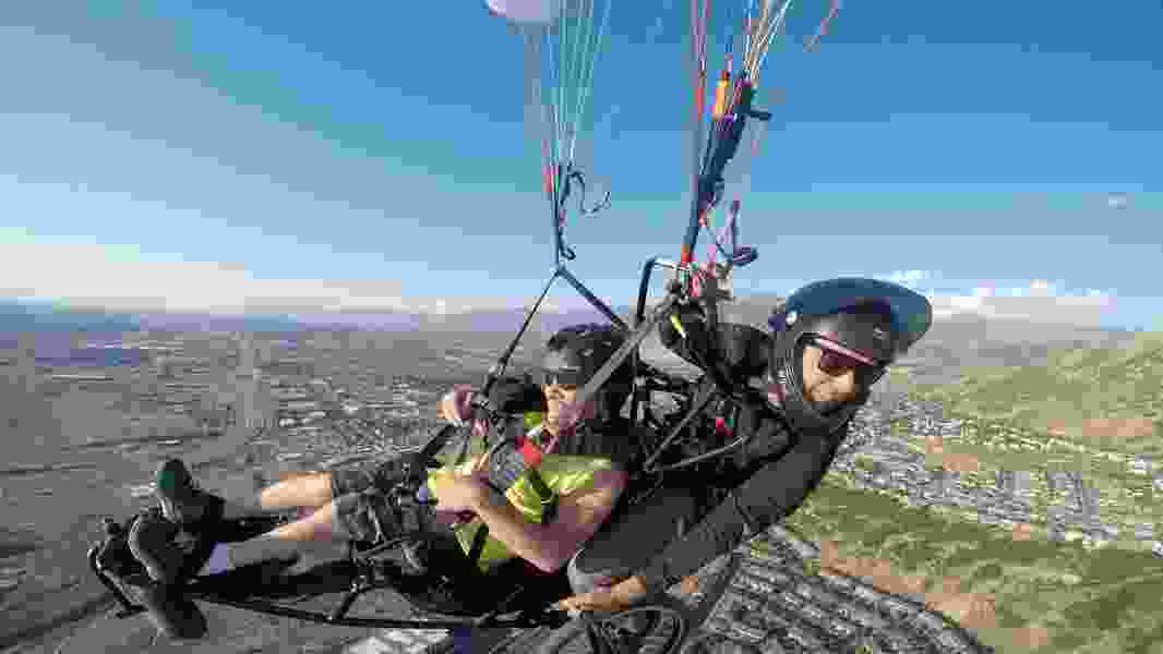 Utah paragliders soar on HBO's 'Real Sports with Bryant Gumbel'