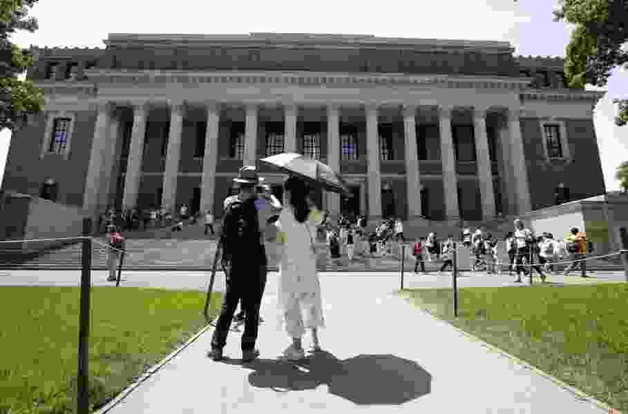 Federal judge upholds affirmative action at Harvard