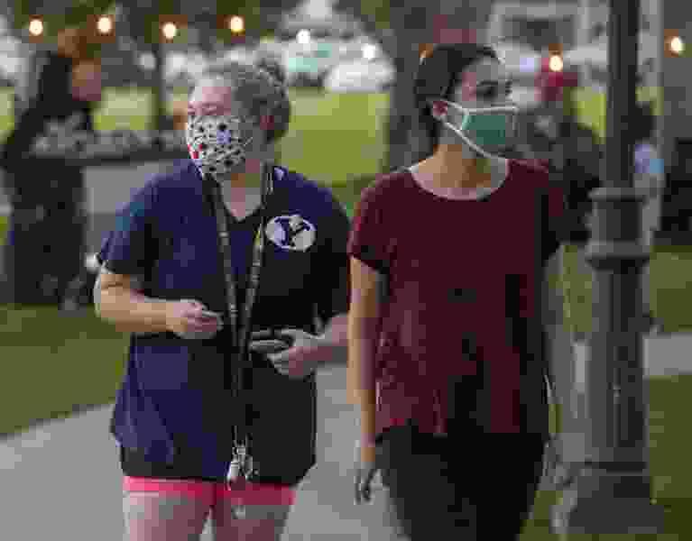 Utah County announces new mask mandate as Utah reports 650 new COVID-19 cases