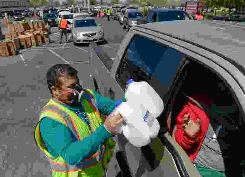 Census: Pandemic bashes Utah families economically