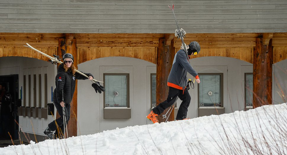 (Francisco Kjolseth   The Salt Lake Tribune) Boyne Resorts, the Michigan-based company that has operated Brighton for more than two decades, is buying the Big Cottonwood Canyon resort in a deal announced Tuesday.
