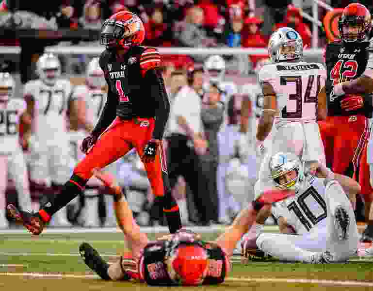 Ute junior Jaylon Johnson says he'll enter the 2020 NFL draft, without mentioning the Alamo Bowl