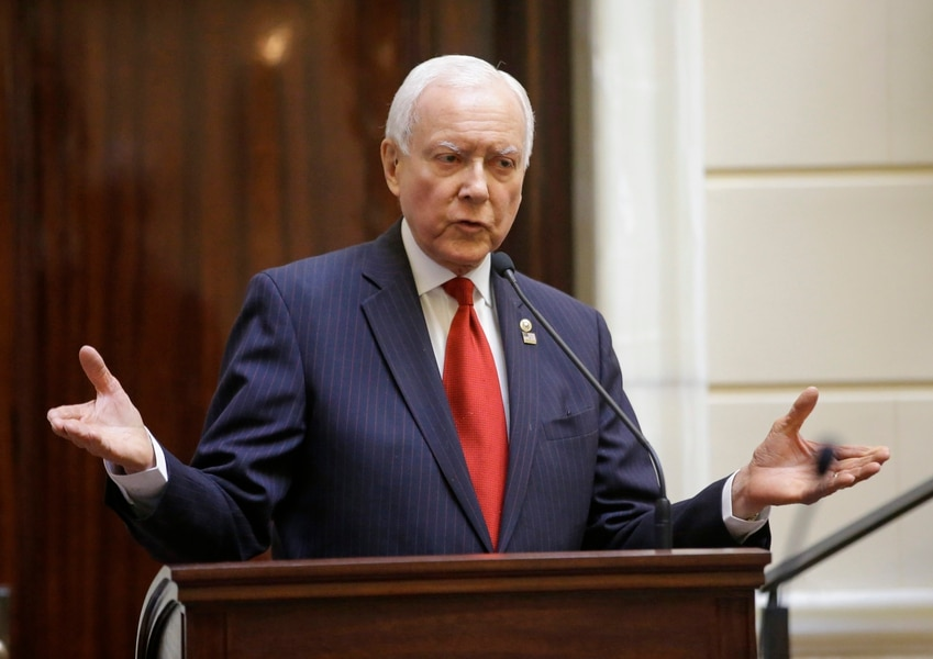 Image result for ORRIN HATCH DREAM ACT