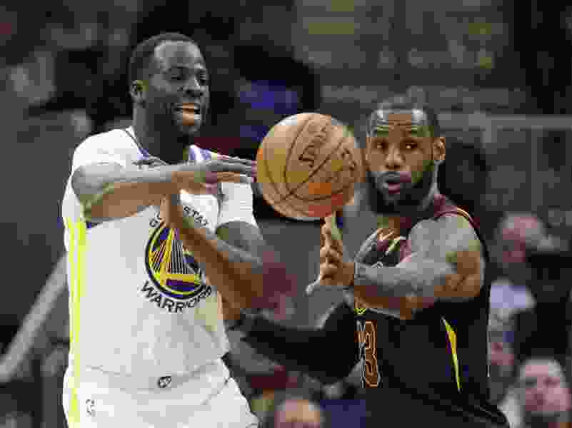 A familiar look in the NBA Finals will yield a familiar result: Warriors should beat the Cavaliers with ease