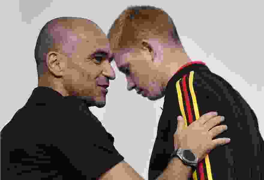 Belgium coach Roberto Martinez closing in on World Cup distinction